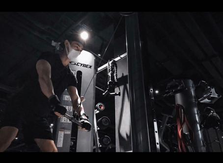 【4ward Fitness - Dominic 何浩文 】