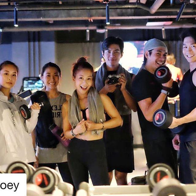 Fitness can be addictive! #Repost _lawjo