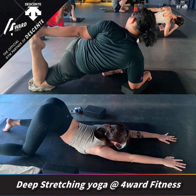 【Deep Stretching yoga🌟減壓伸展】