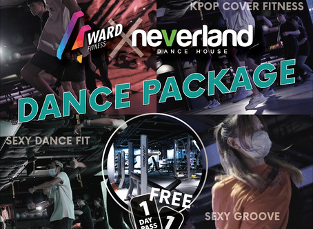 【夏日狂舞優惠🎊Neverland Dance Package💃🏻 ➕ Gym pass🏋🏻‍♀️ 】⁣⁣⁣⁣⁣⁣⁣⁣⁣⁣⁣⁣⁣⁣⁣⁣⁣⁣⁣⁣⁣⁣⁣⁣⁣⁣⁣
