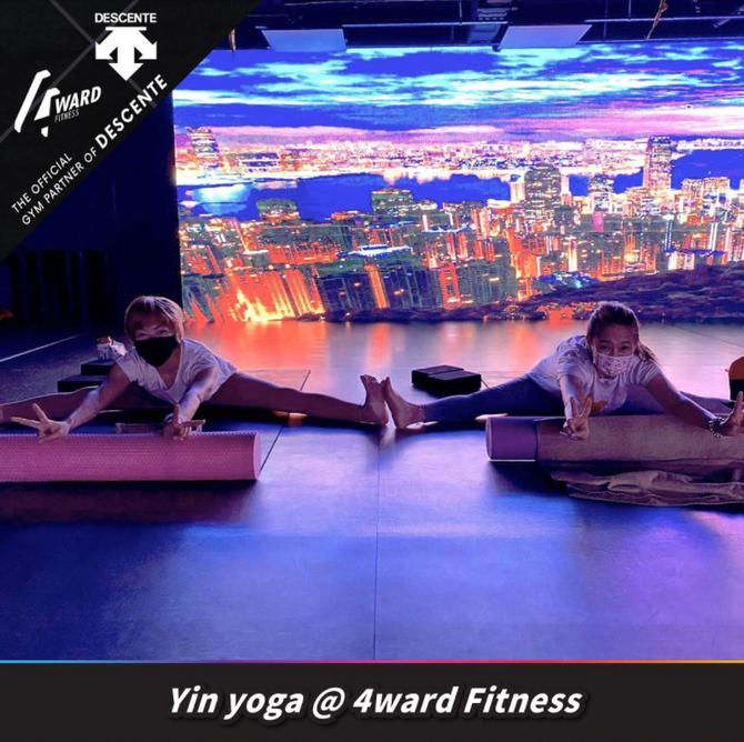 【Yin yoga🌟比瑜珈更放鬆】