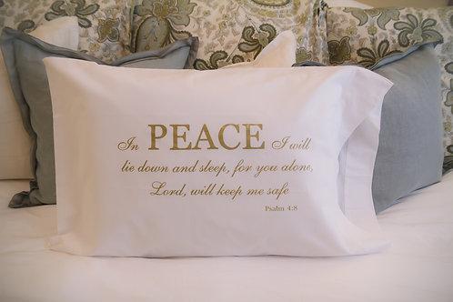 PILLOWCASE - PEACE