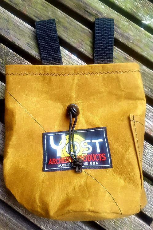 Yellow Tab/Release Pouch-Limited Quantity
