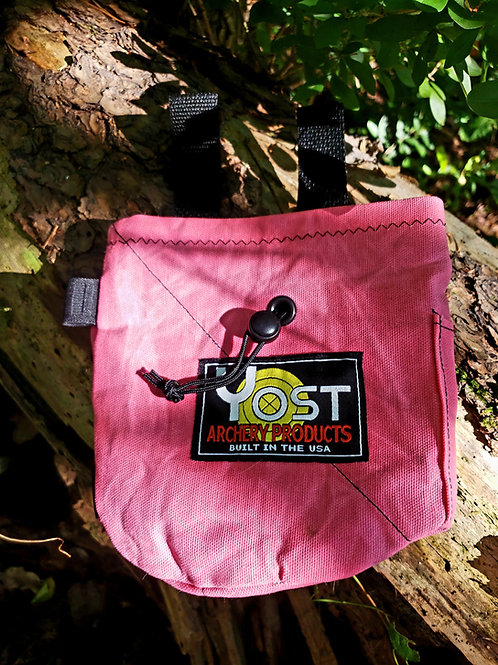 Pink Tab/Release Pouch-Limited Quantity