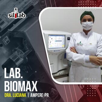 laboratorio Biomax