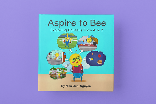 Aspire to Bee (Paperback)