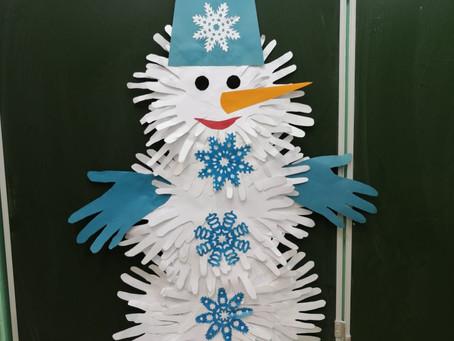Снеговик желаний