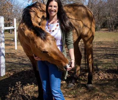 S.T.E.P.S. with Horses - Humans and horses stepping towards healing together.