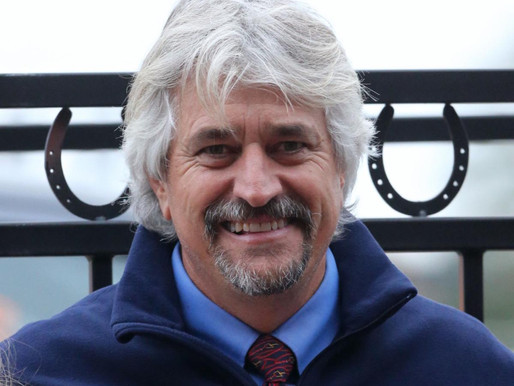 Asmussen ready when Kentucky Derby chooses him. 'It's in the works. It just hasn't happened yet'