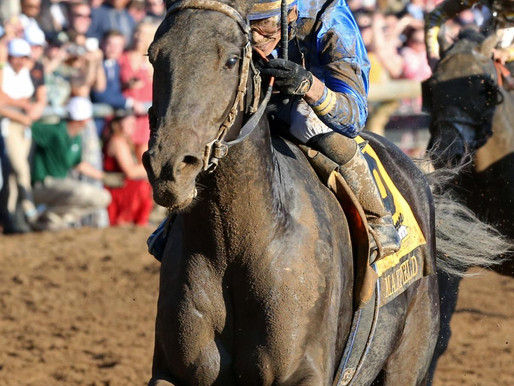 Maxfield could benefit most from delayed KY Derby