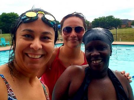 LEARNING NEW SKILLS WITH SUZANA DELGADO-GRAY