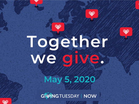#GivingTuesdayNow Brings Us Together