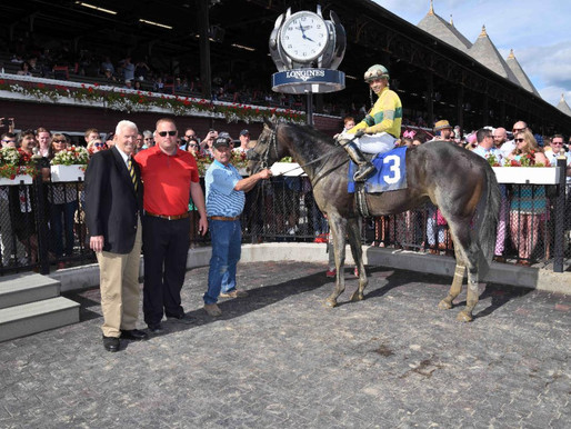 Rebel Stakes: Three Technique can put Parcells in KY Derby
