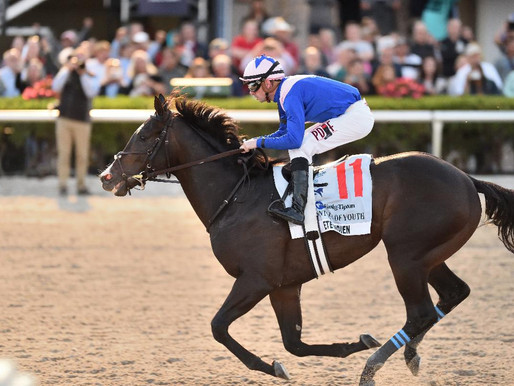 Ete Indien, Sole Volante give Biancone two on Ky Derby trail