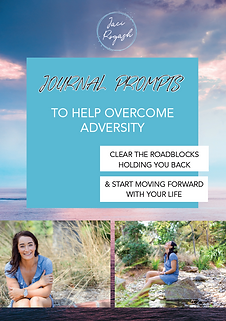 Journal prompts to overcome adversity