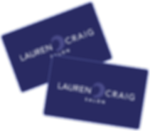 Lauren Craig Salon Gift Card