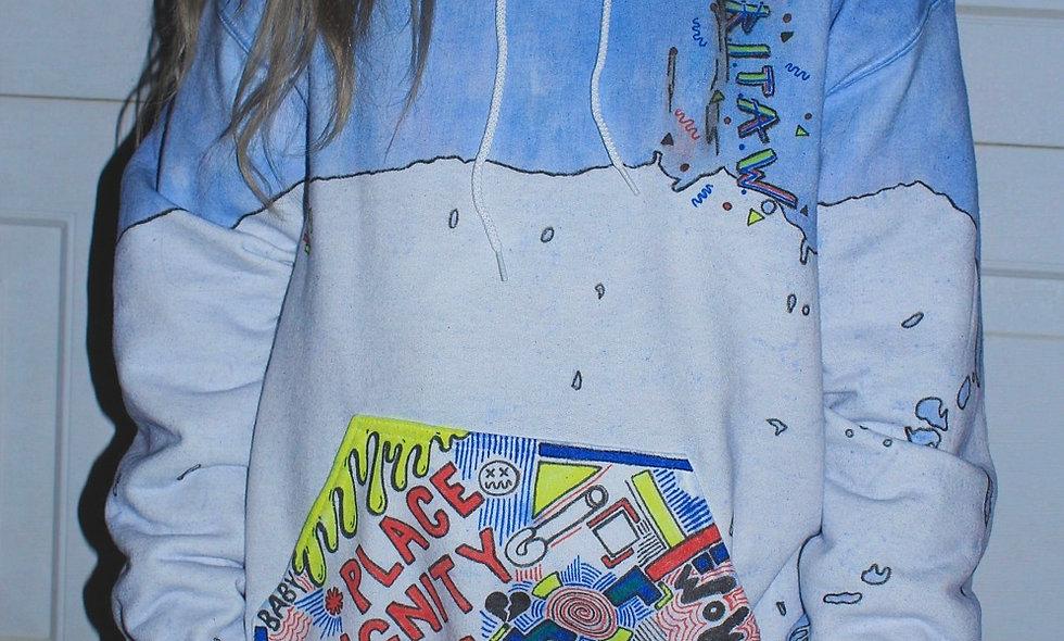 Art Spill hoodie