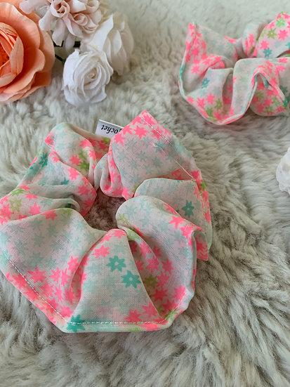 Bright Star Kimono Scrunchie
