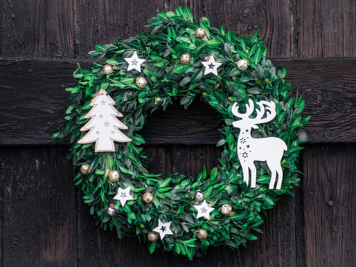 15 Guirlandas Natalinas para Inspirar o seu Natal