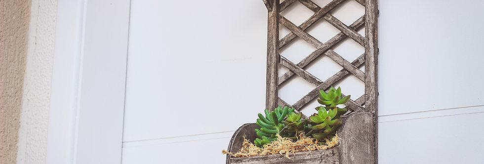 Suporte para plantas - Decorativo