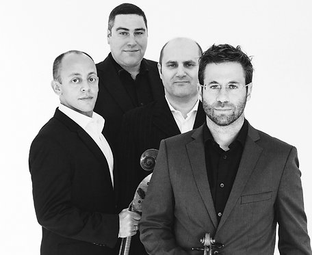 Amernet Quartet, Sunday JUNE 19 at 4 pm, Biltmore