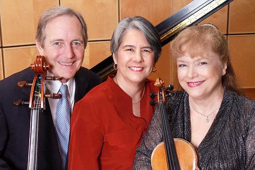 Lynn Trio, Sunday June 5 at 4 pm, Biltmore