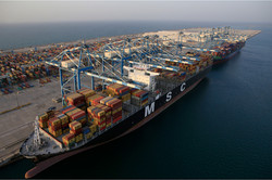 Khalifa Port Container Terminal