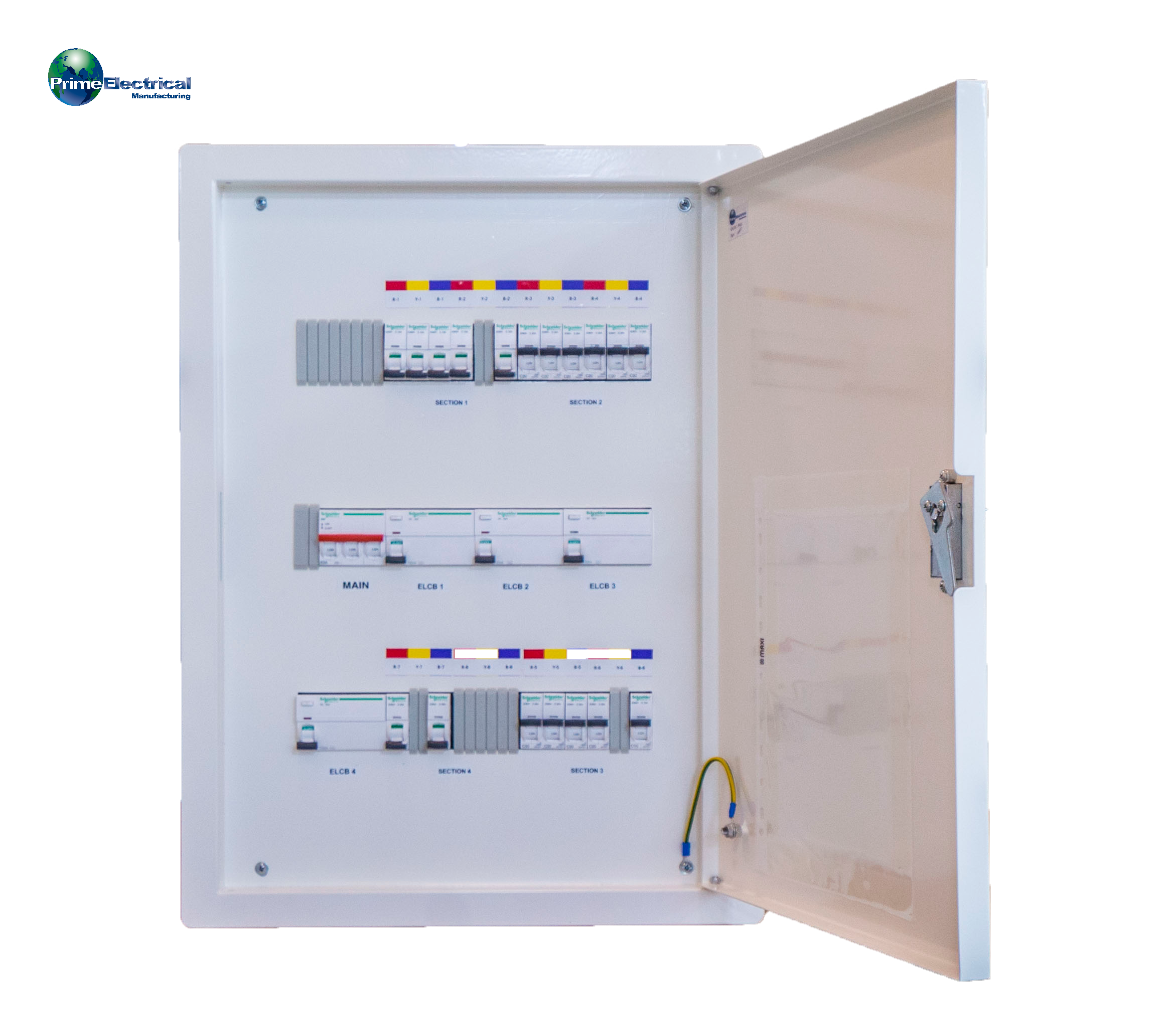 Distribution Board (DEWA Standards)