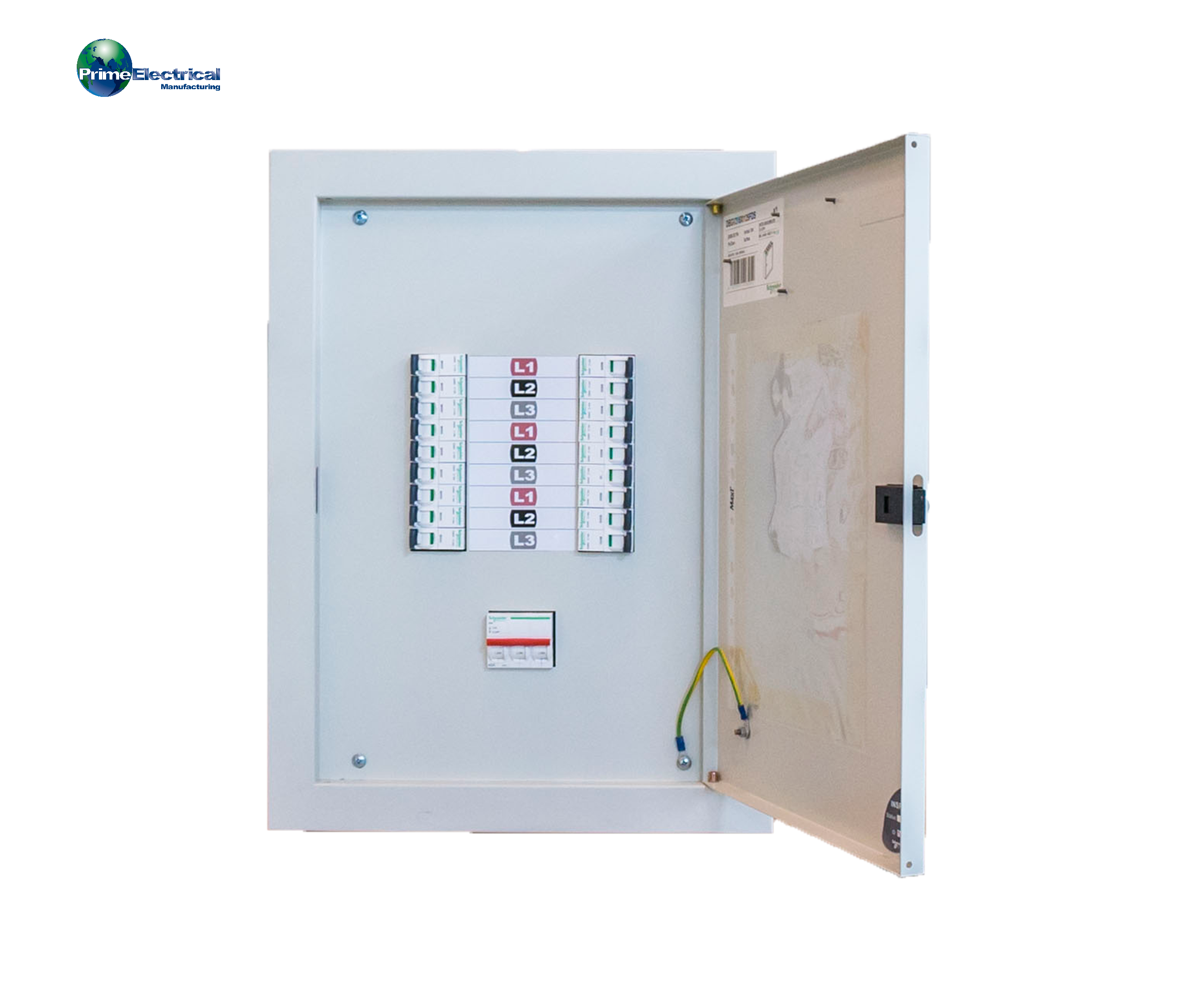 Distribution Board (ADDC Standards)