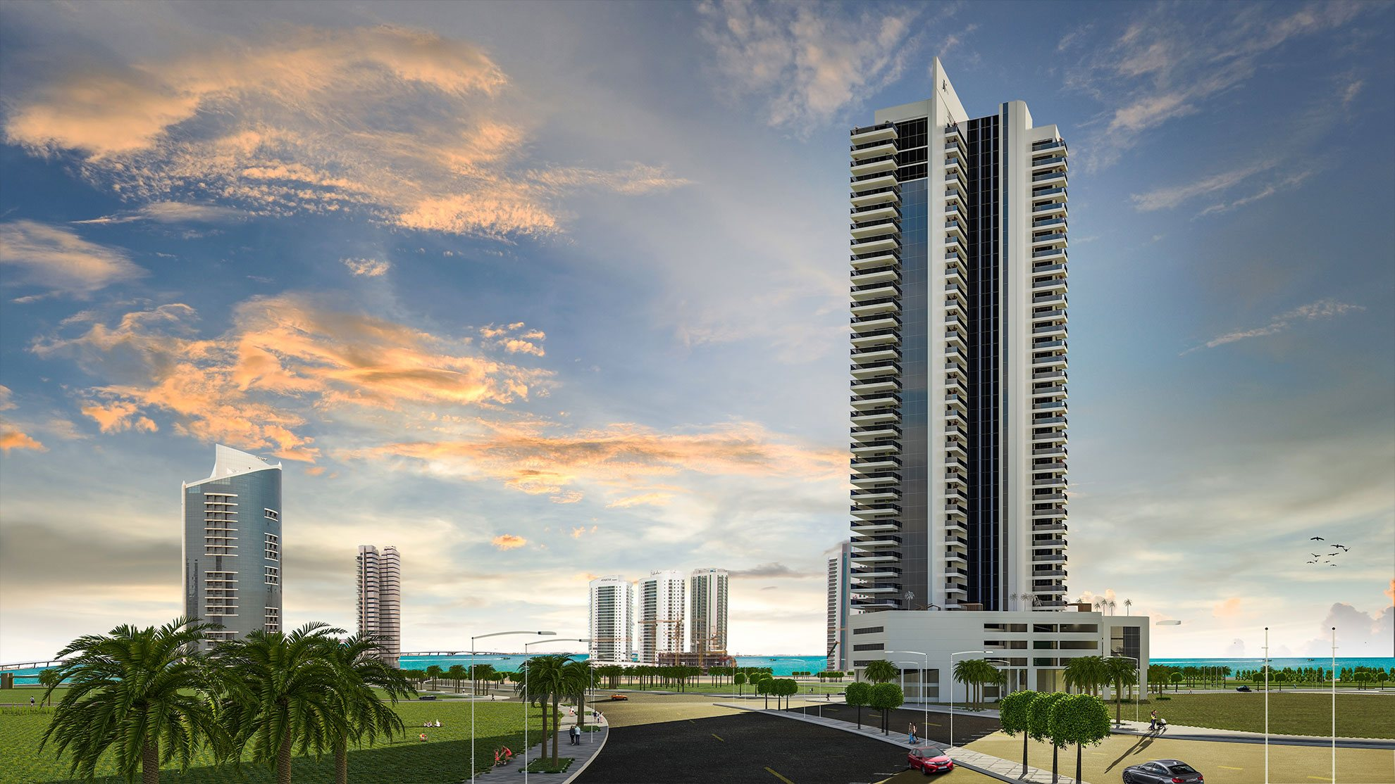 Parkview Tower - Reem Island