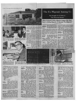 1969 VML Newspaper Feature