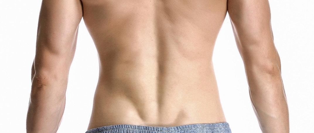 Lower Back Wax