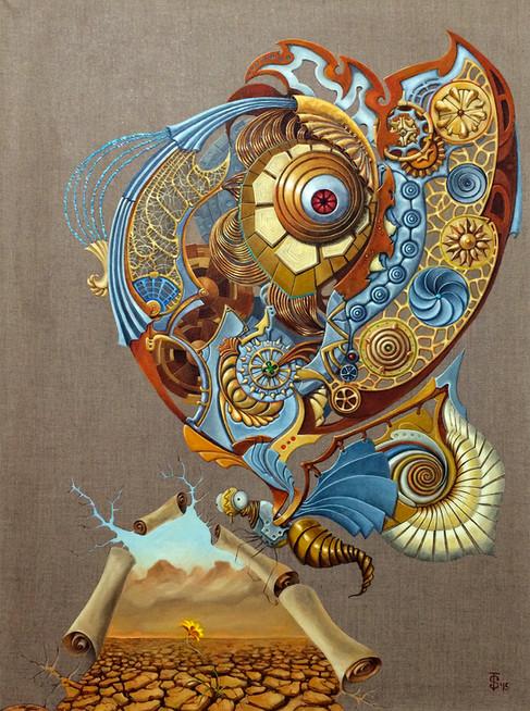 """Mechanical Butterfly # 3"""