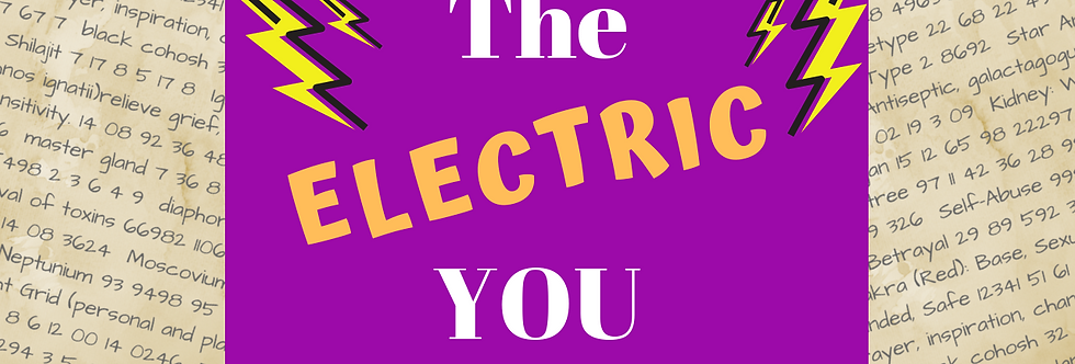 The Electric YOU