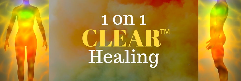 CLEAR™ Healing - 20minute Session