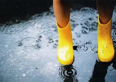 Rain, Rain Go Away....