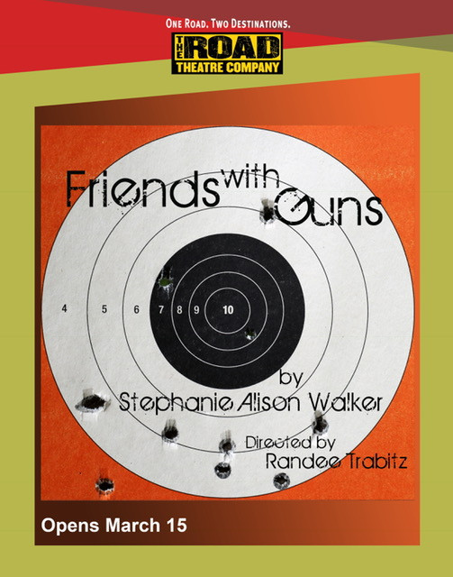 Friends With Guns plays at the Road on Magnolia 3/15-5/4