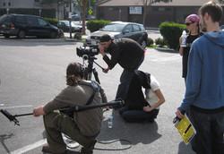 Arianna Ortiz directing