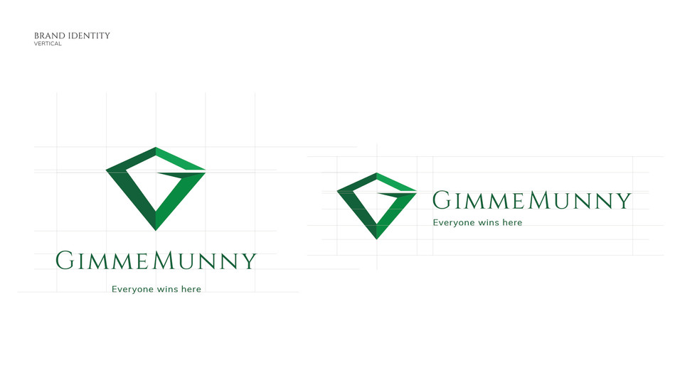GimmeMunny Official Logo + Tags