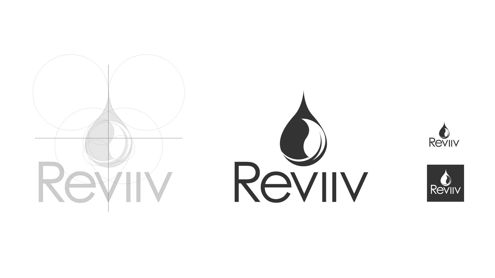Reviiv Logo Design
