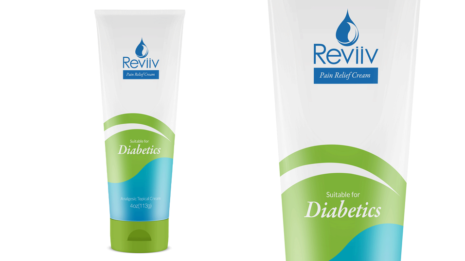 Reviiv Packaging Design