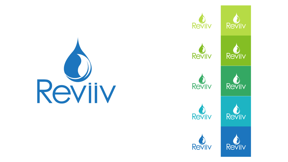 Reviiv Brand Colours