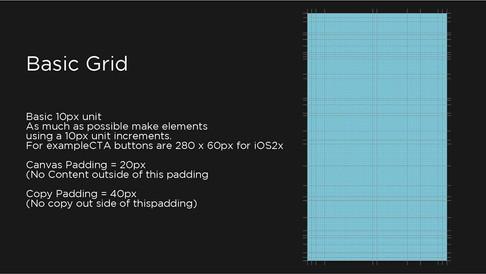 Lifie Sprint 1- Basic Grid