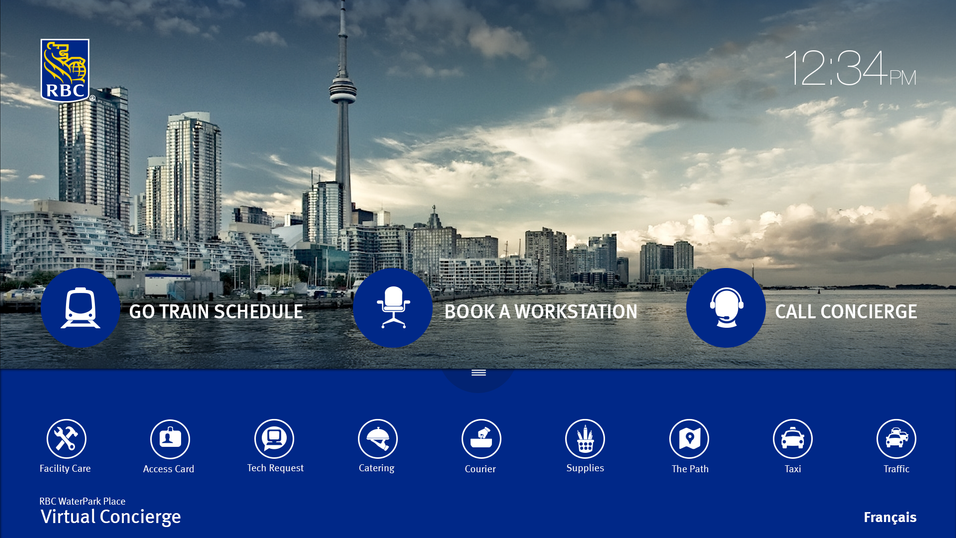 Toronto Location Expanded