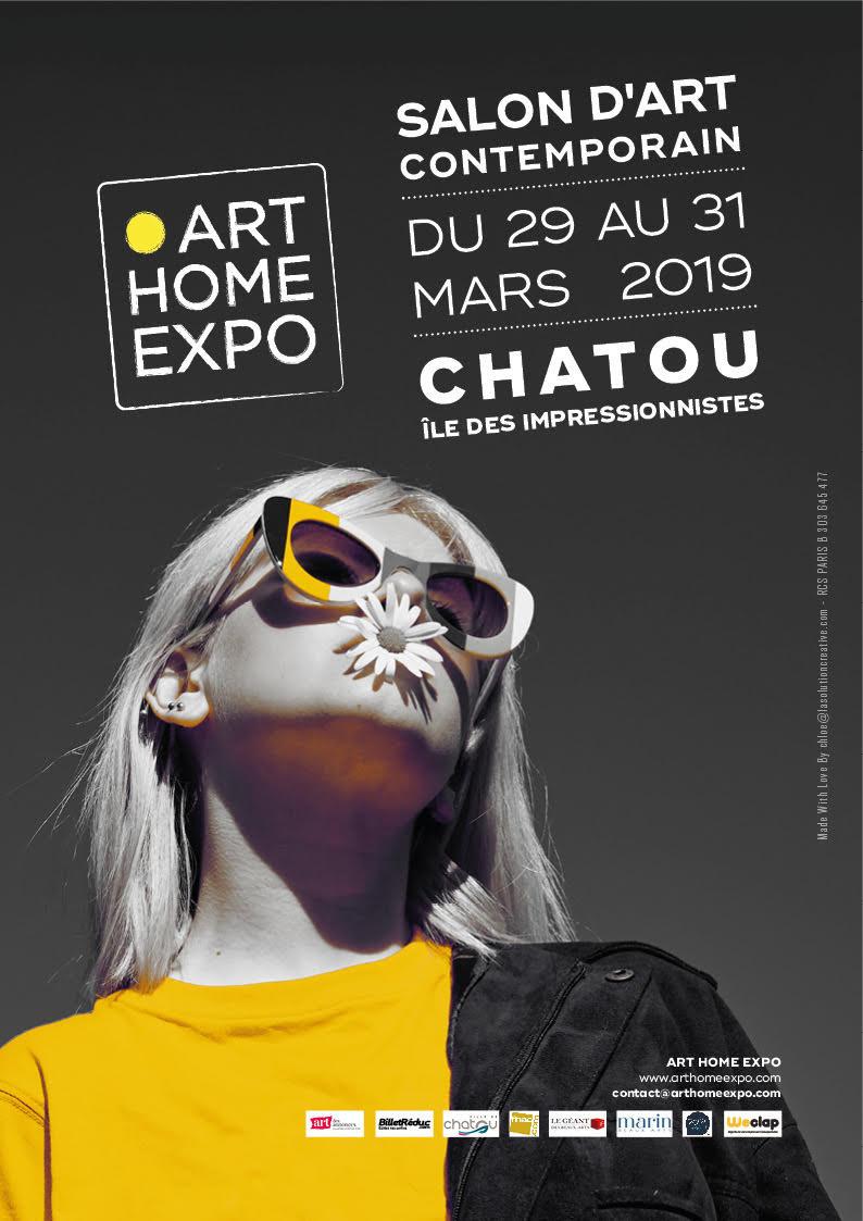Salon d'Art contemporain 2019 - Chatou