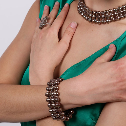 Bracelet multi-perles
