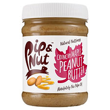 Pip & Nut crunchy maple peanut butter.jp
