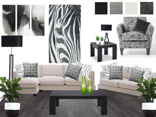 Ideas Mood Board Living Room