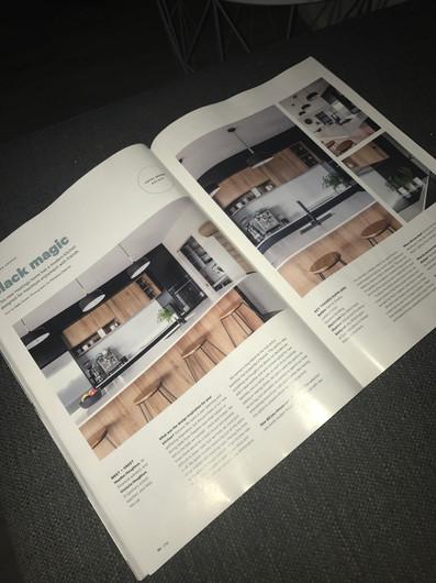 Article. Kitchen Design. Minimal. Texture. Design.