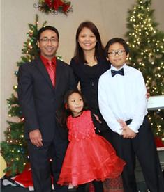 Pastor Ci Kap's Family